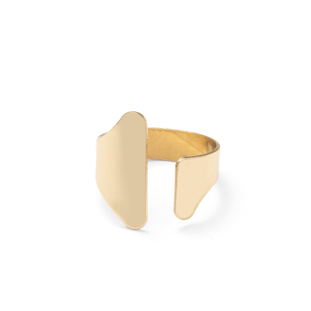 Gold Chunky Ring