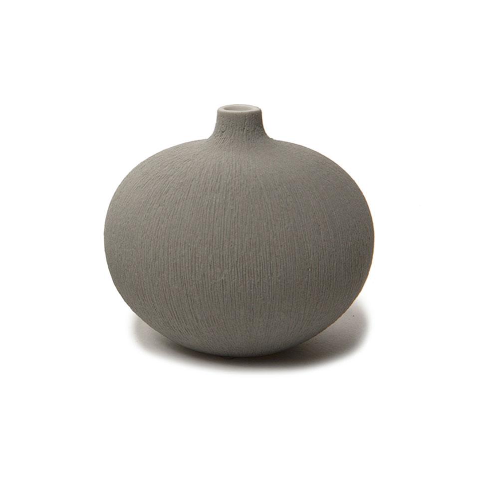 Bari Ligh Grey Vase