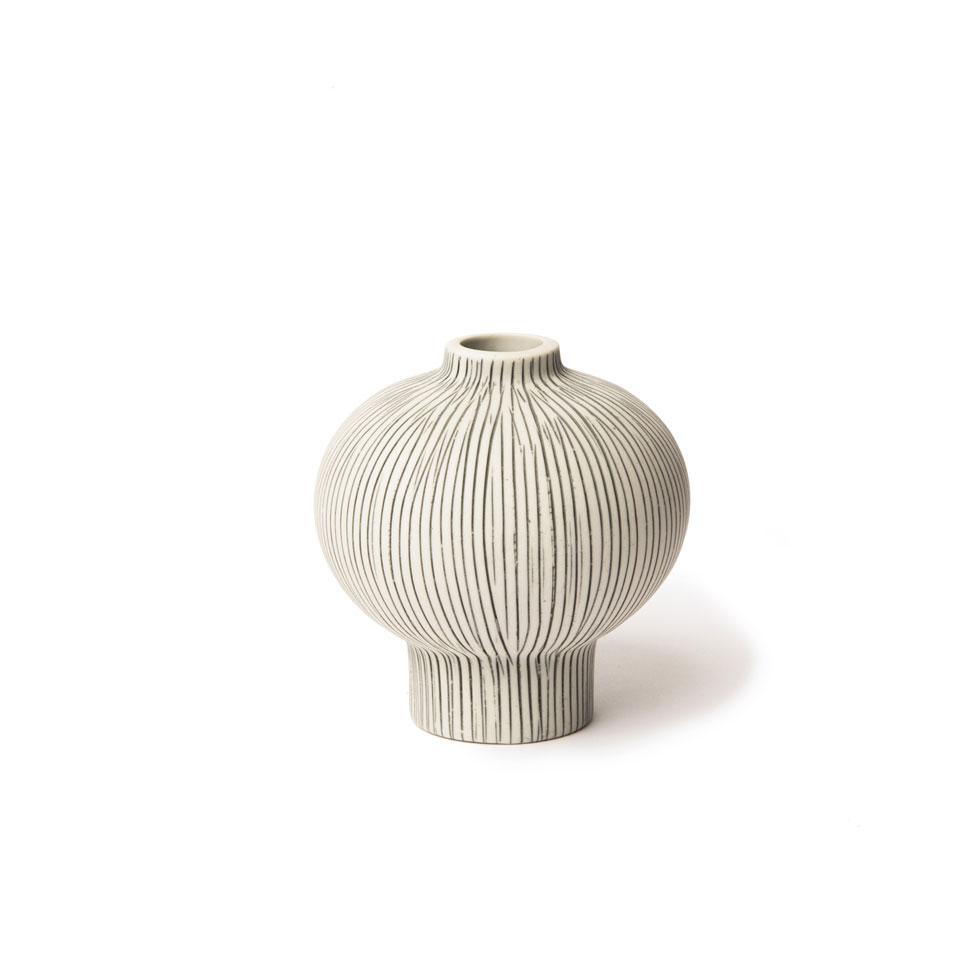 Cecilia Grey Vase