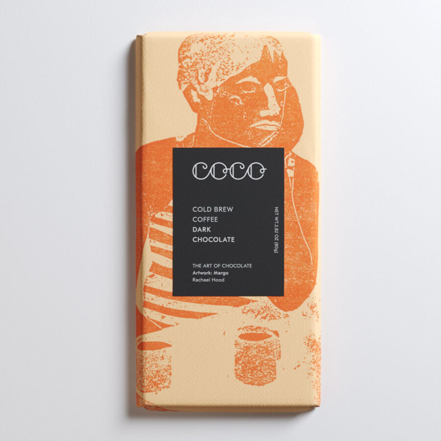 Cold Brew Coffee Chocolate