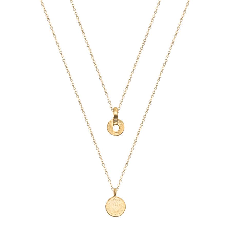 Gold Olivia Necklace