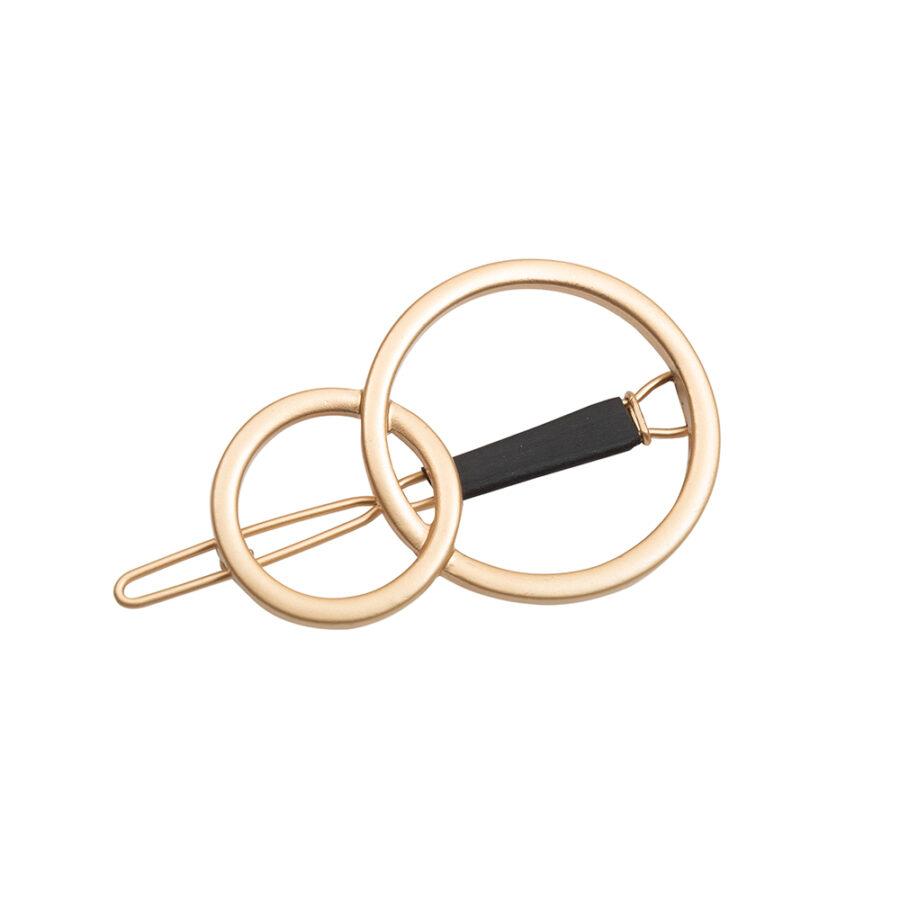 Gold Avery Hair Clip