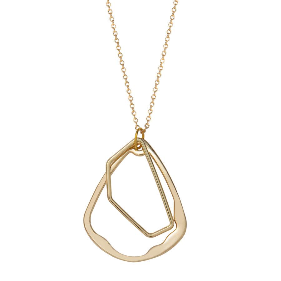 Gold Sofia Necklace