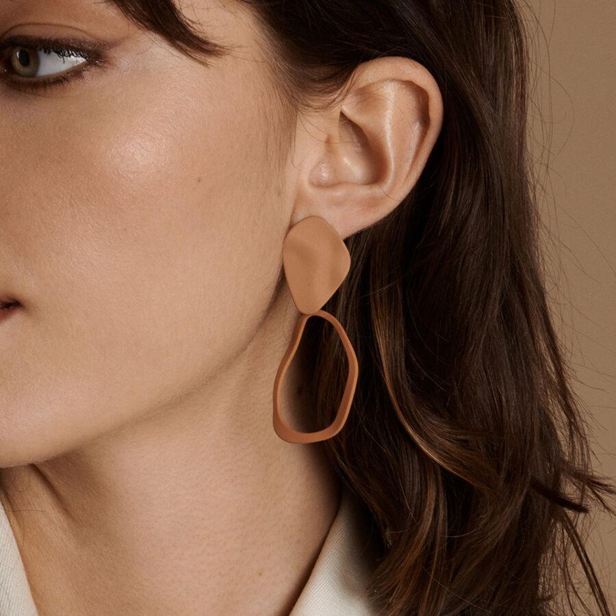 Women's Earrings, Jewellery, Earrings, Modern Earrings,