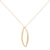 Wome's necklace, jewellery, minimal, accessories, gold jewellery, abstract, London Jewellery