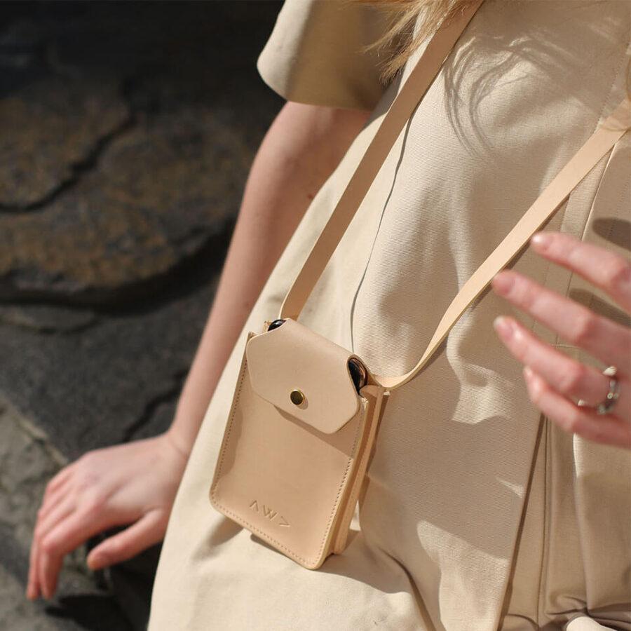 Women's Bag, Phone bag, Leather Bag, Bag