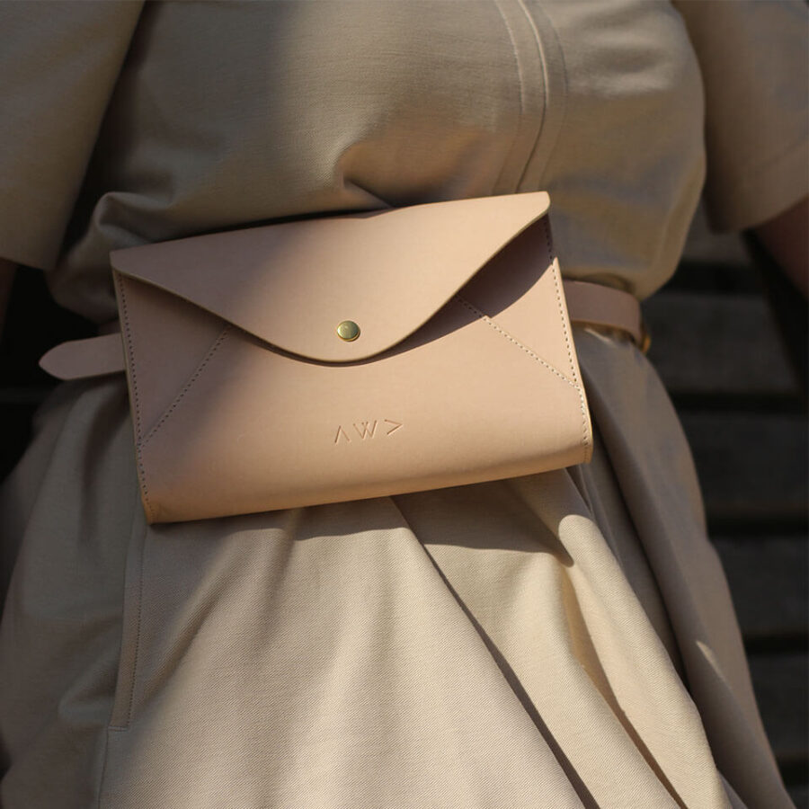 Envelope Bag Natural