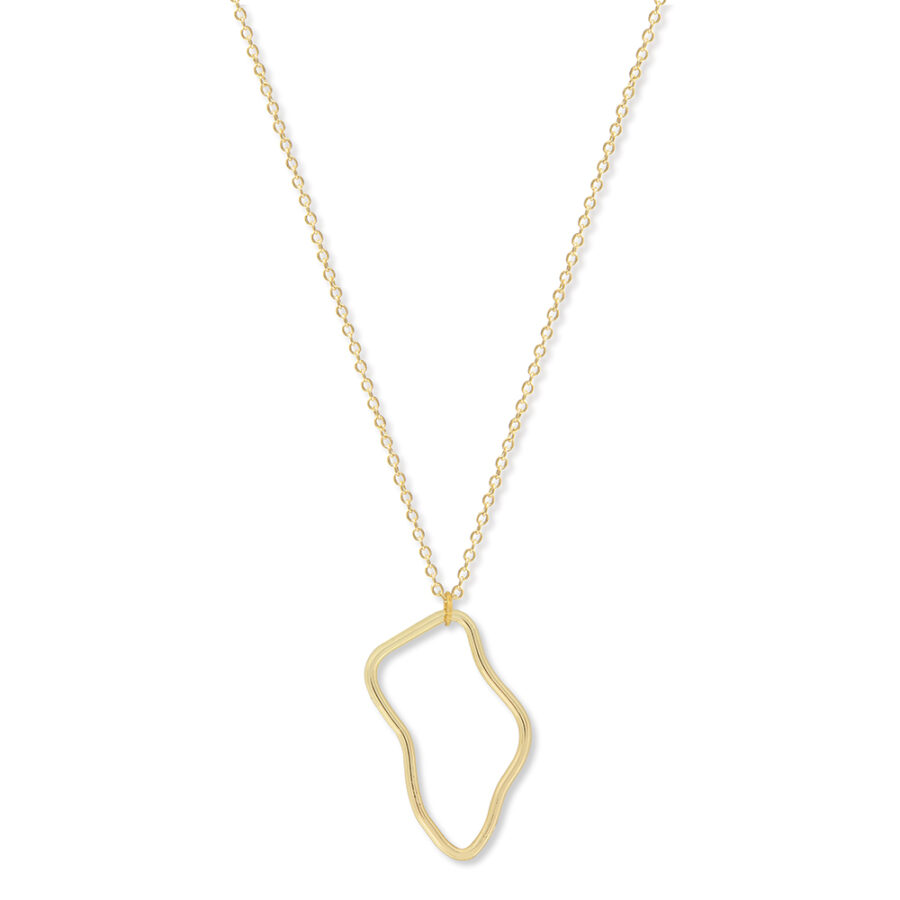 Gold Orla Necklace