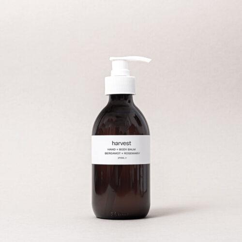 Bergamot + Rosemary Hand + Body Balm