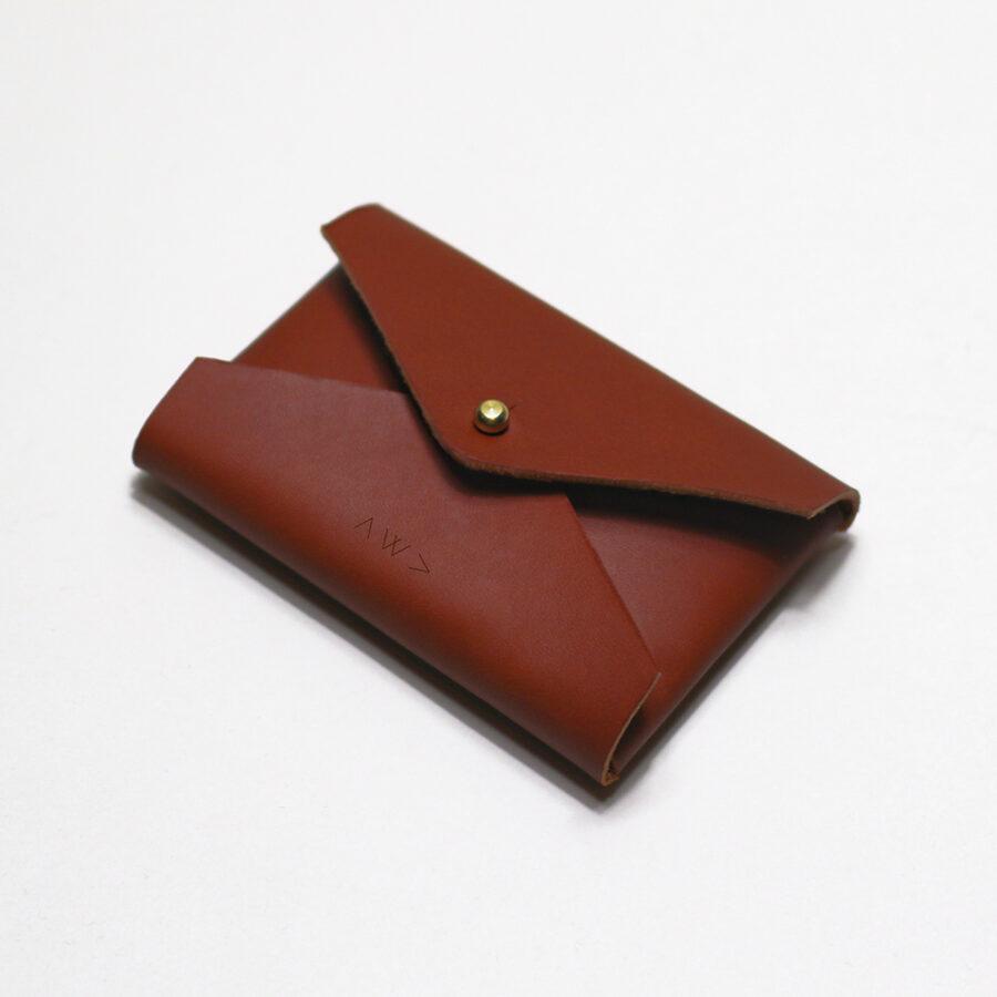 Tan Mini Wallet